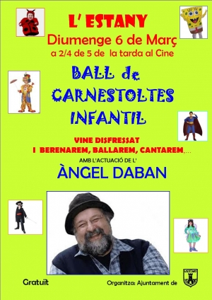 Ball carnestoltes -  -